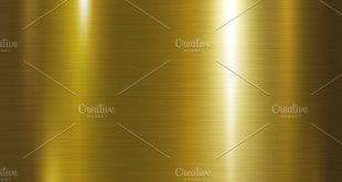 Gold metal texture background by Myimagine on Creative Market