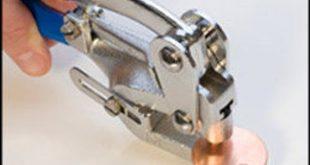 Power Punch pince / perforatrice - outils et fournitures de fabrication de Beaducation (PUN007) de bricolage bijoux en métal