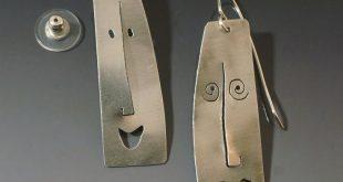 Faces Earrings