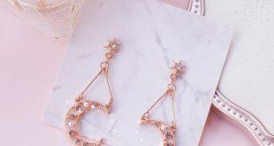 Fashion Moon Earrings PN1491
