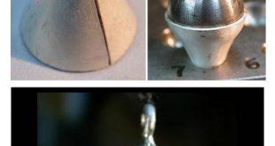 Herstellung einer Glocke aus Sterlingsilber - Anleitung zur Herstellung von Schm...