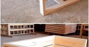 Last 50 Wood Recycled Pallet Furniture Projects #woodfurniture