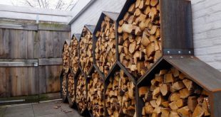 Rack Brennholz Aufbewahrungsideen # Schlafzimmer Schrank