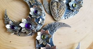 The final creations for this years Flower Moon Collection have been brought to l...