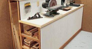 Wood Storage Rack Plans – How To build DIY Woodworking Blueprints ...