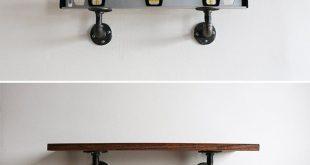 15 Brillante DIY-Regale, die Sie selbst bauen können