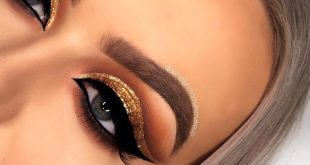 24 Karat Dieses goldmetallische Glitzerpigment sieht etwas genauer aus. ... - #Aus #dieses #...