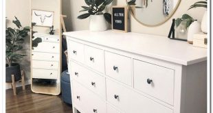 61 minimalistische Schlafzimmerideen mit billigen Möbeln 8